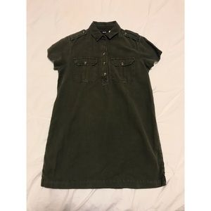 Urban Outfitters Olive T-Shirt Dress Brand New! :)